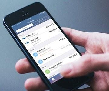 Решение для мобильного банка Екассир